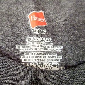 Hanes Tops - Science Doesn't Care What You Believe Tee NWOT 3XL